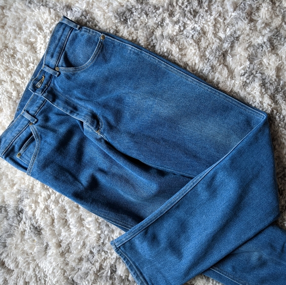 Vintage Lee Jeans- read description for size